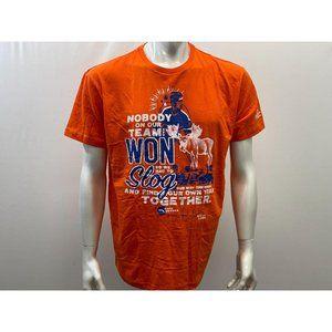 Molson Canadian Men's Orange Graphical T-Shirt